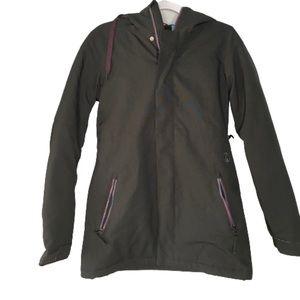 Volcom Act Insulated Jacket Snowboard Coat Black
